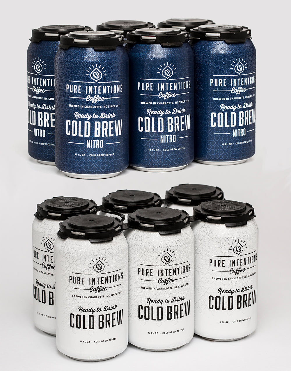 Case of Cold Brew Cans - Pickup or Local Delivery