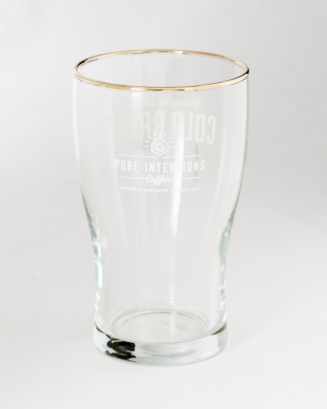 Cold Brew Tulip Glass (14 oz)