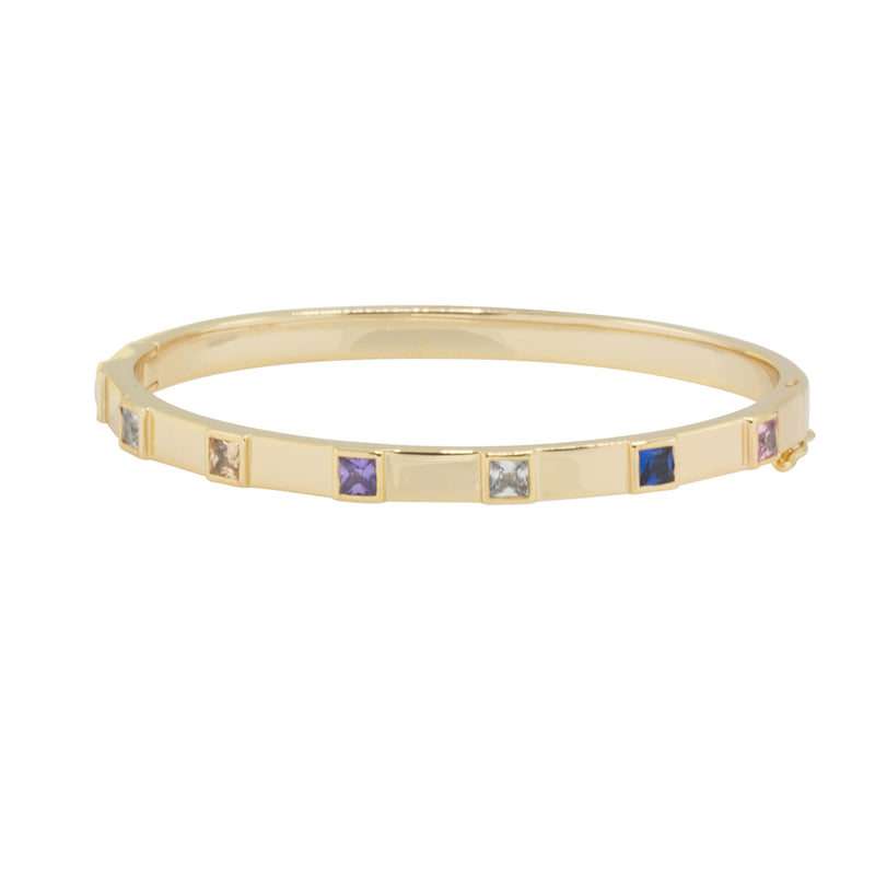 Seraphine Hinged Bangle