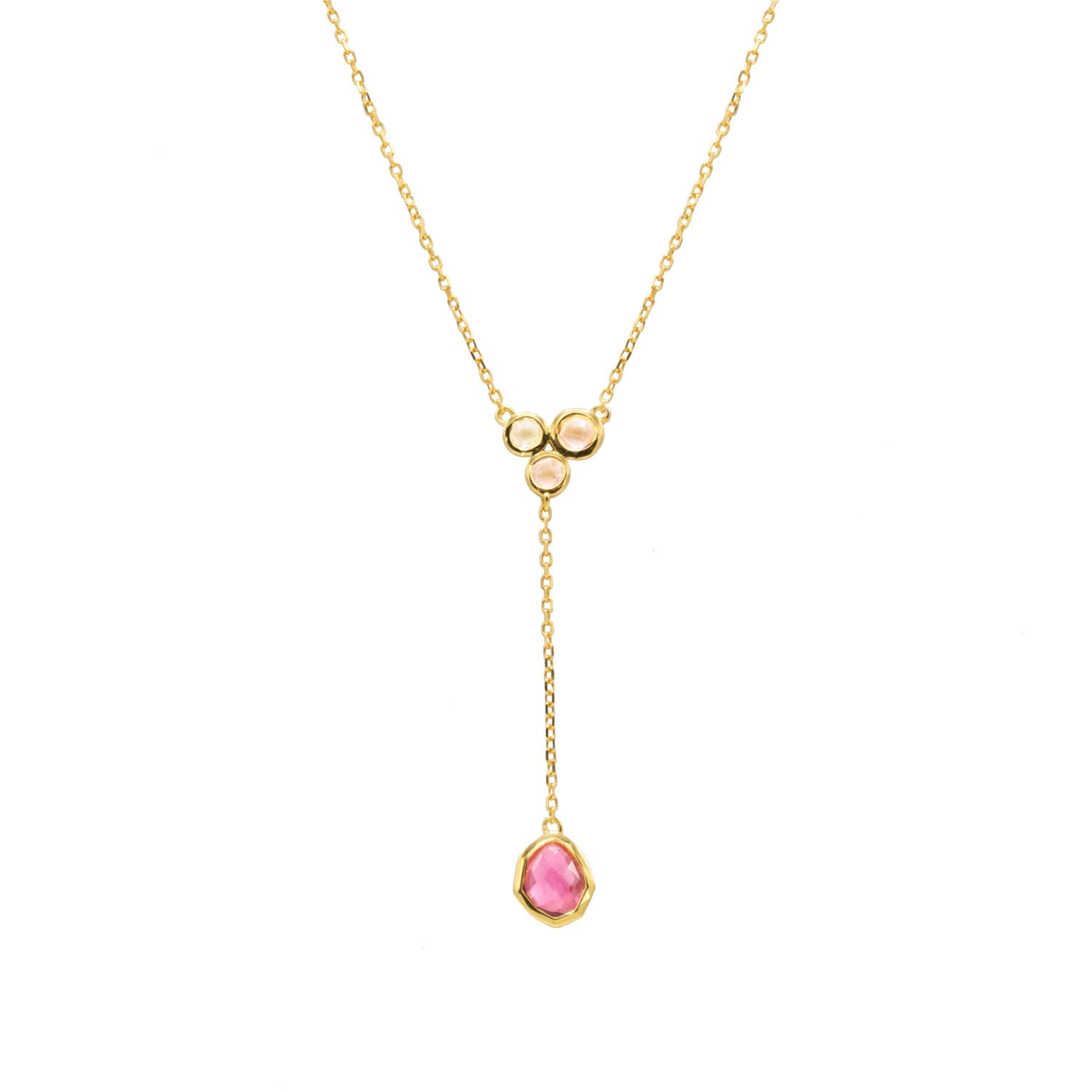 pinks greggruth baby ruth gregg diamond pink necklace