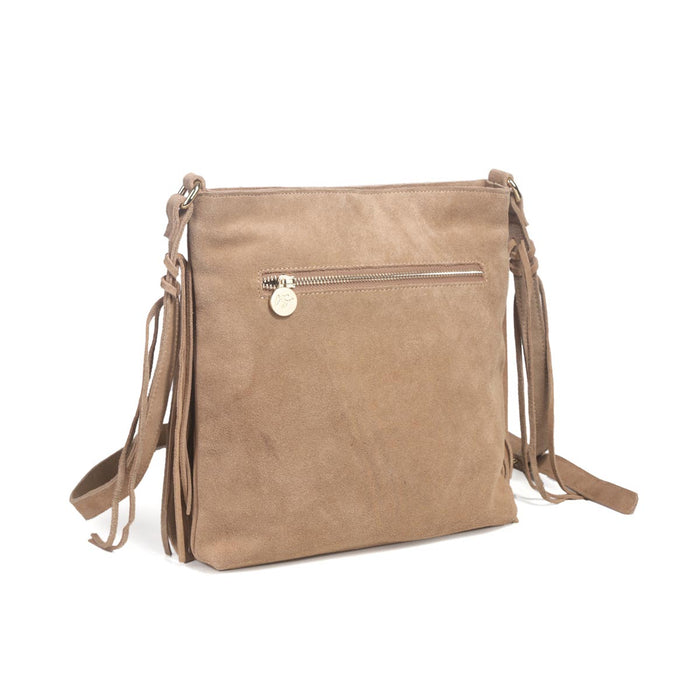 Lily North/South Crossbody