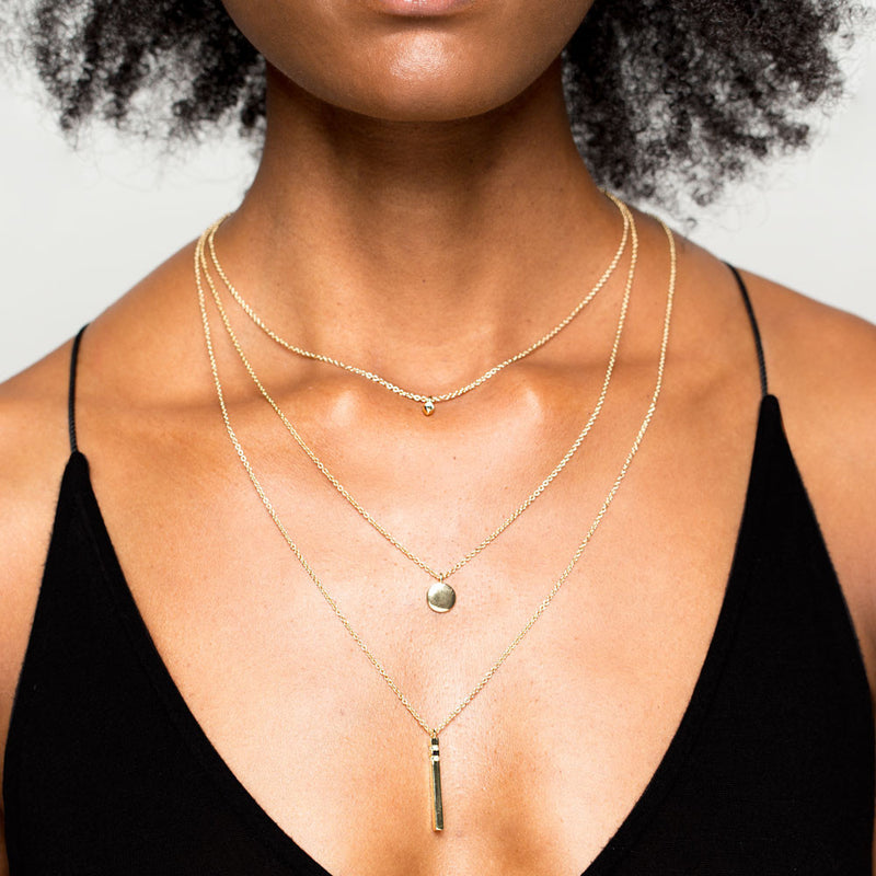 Delphine Layered Necklace