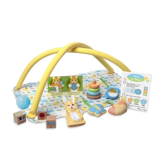 Melissa & Doug Mine to Love - Toy Time Play Set