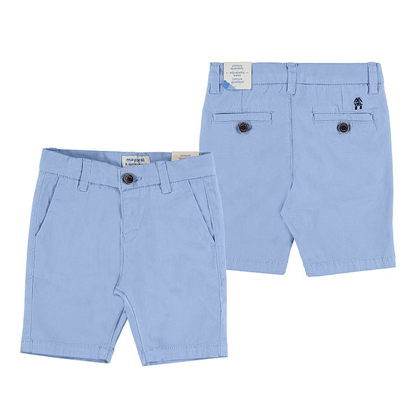 Mayoral Twill Chino Shorts