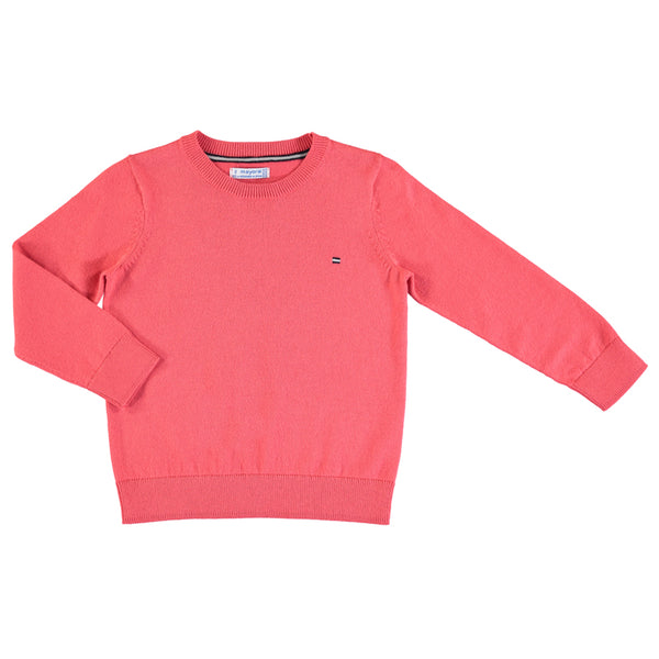 Mayoral Lightweight Crew Neck Sweater