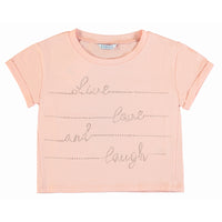 Mayoral Live, Love, Laugh T-Shirt