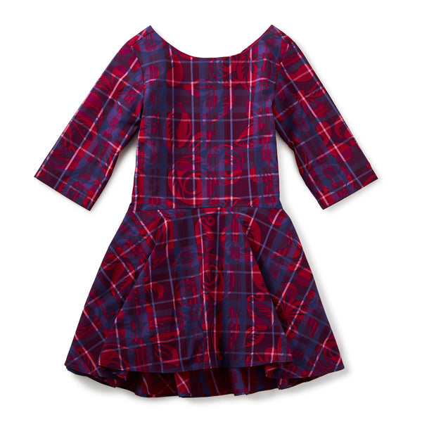 Tea Collection Culzean Castle Ruffle Dress
