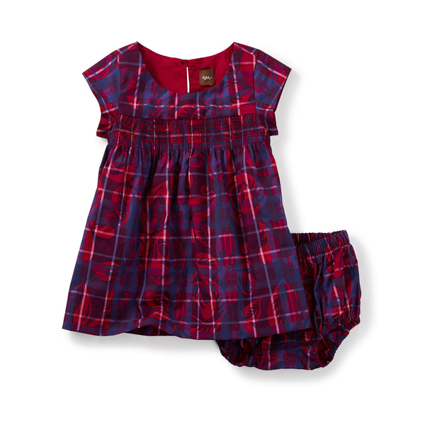 Tea Collection Culzean Castle Baby Dress