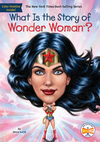 What is the Story of Wonder Woman?