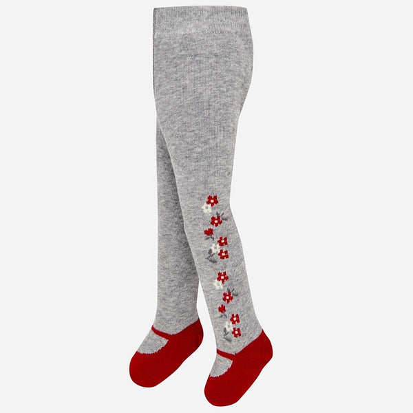 Mayoral Jacquard Tights