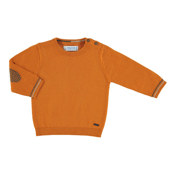 Mayoral Crew Neck Sweater