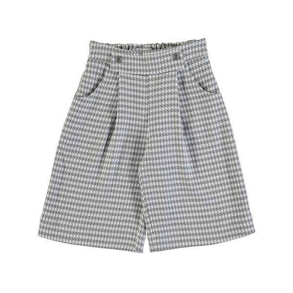 Mayoral Houndstooth Pants