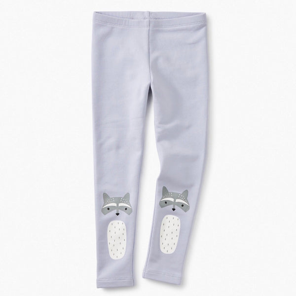 Tea Collection Raccoon Cozy Leggings