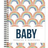Polka Dot Print Shop Memory Book - Baby