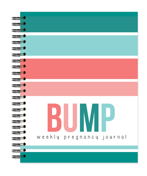 Polka Dot Print Shop Memory Book - Bump
