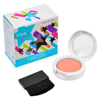 Klee Girls All Natural Mineral Pressed Blush Compact