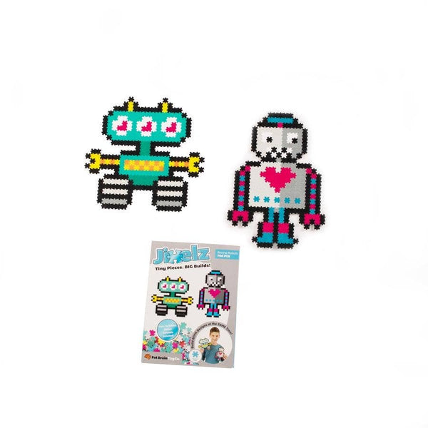Fat Brain Toy Co. Jixelz - Roving Robots