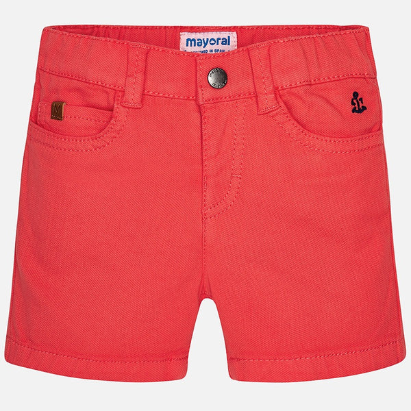 Mayoral Structured Stretch Shorts