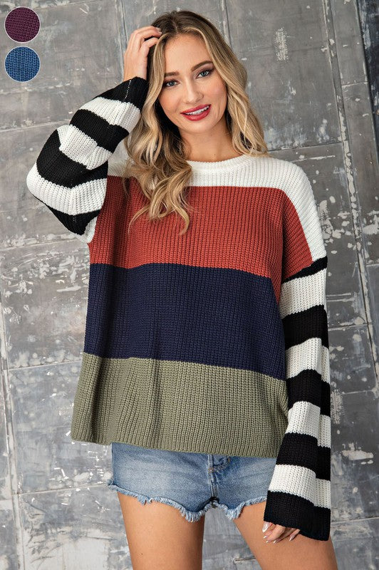 All the Fall Feels Sweater