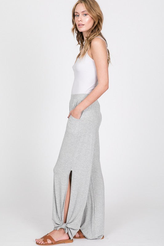 Gypsy Traveler Pants Grey