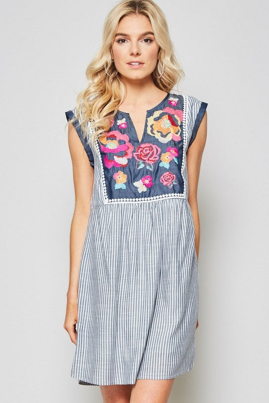 Floral Feelings Dress