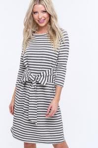 Charcoal Set for Sail Dress