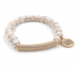 KA Glitz Collection - Khaki Bracelet