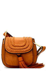 Saddle Bag Crossbody