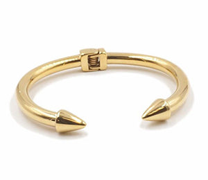 KA Spike Collection - Gold Bracelet
