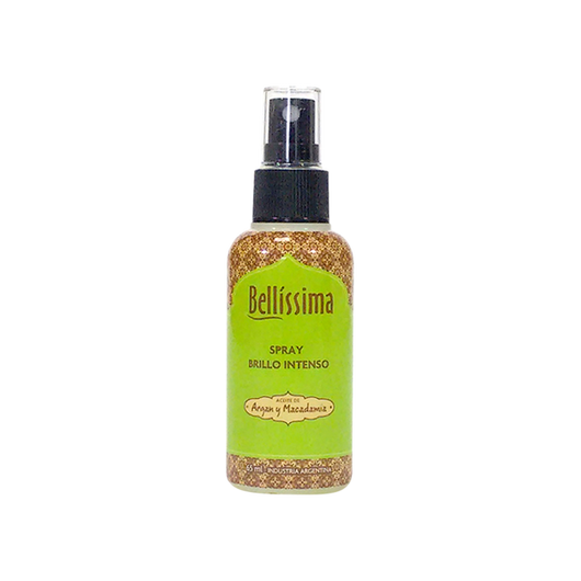 Spray Brillo Intenso c/Aceite de Argan y Macadamia
