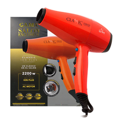 Secador Classic Ion Plus Salon