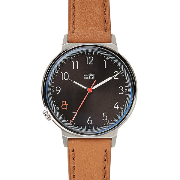 canton and hall watch - urban daytripper plus