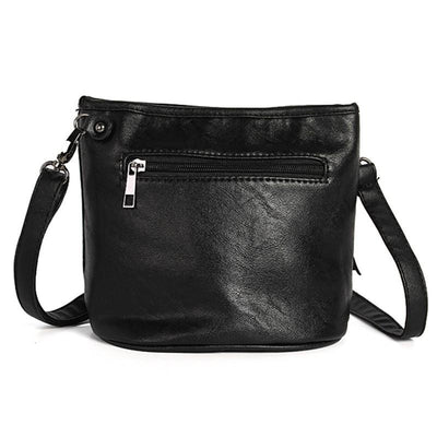 CNY Trade Co.,Ltd Shoulder Bags Punk Skull Shoulder Bag