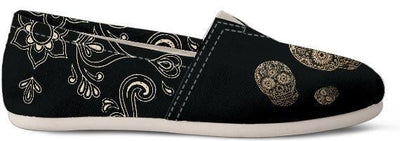 Skull Obsession Skull Dark Casual shoes