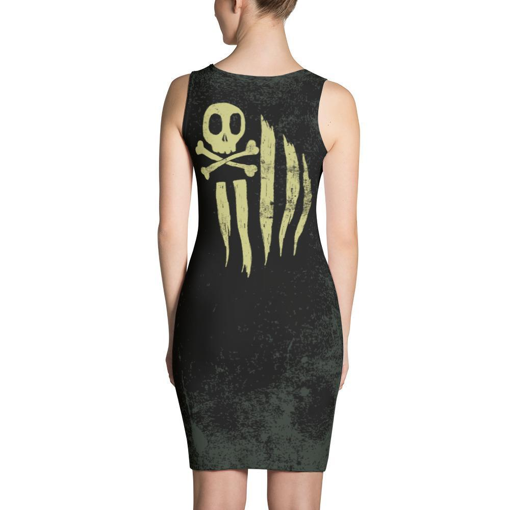 Skull Obsession USA Skull Dress