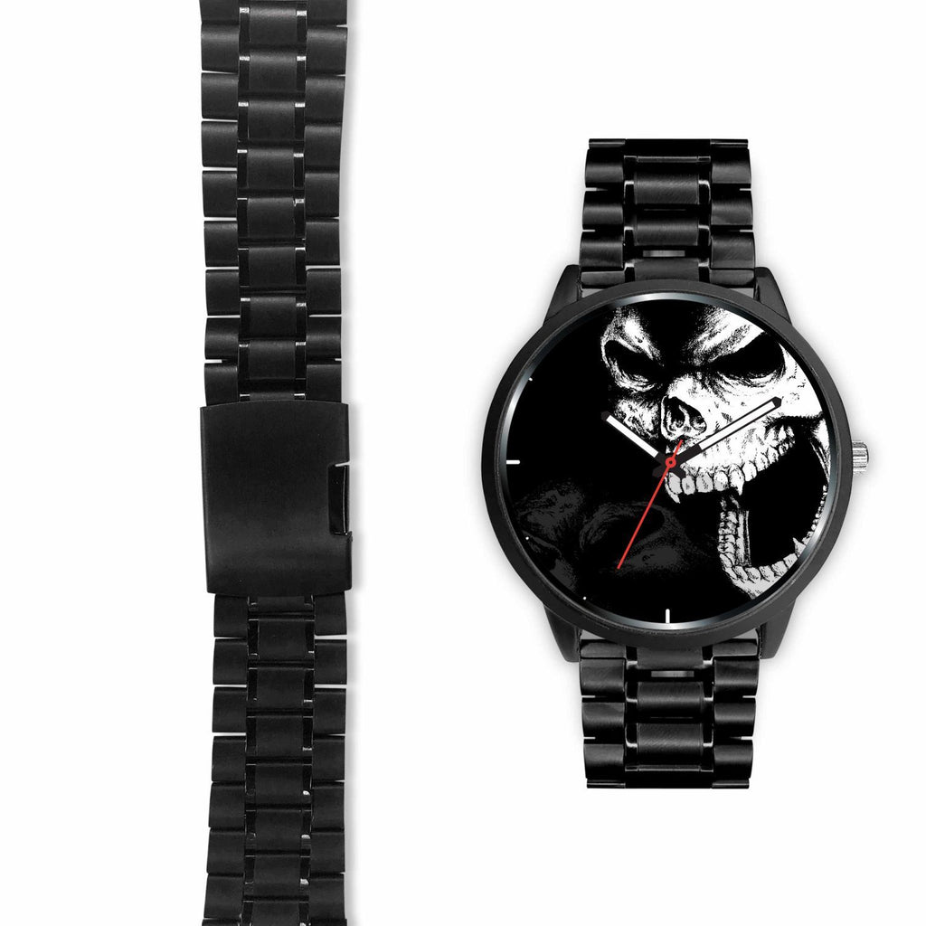 wc-fulfillment Watch Angry Skull Watch