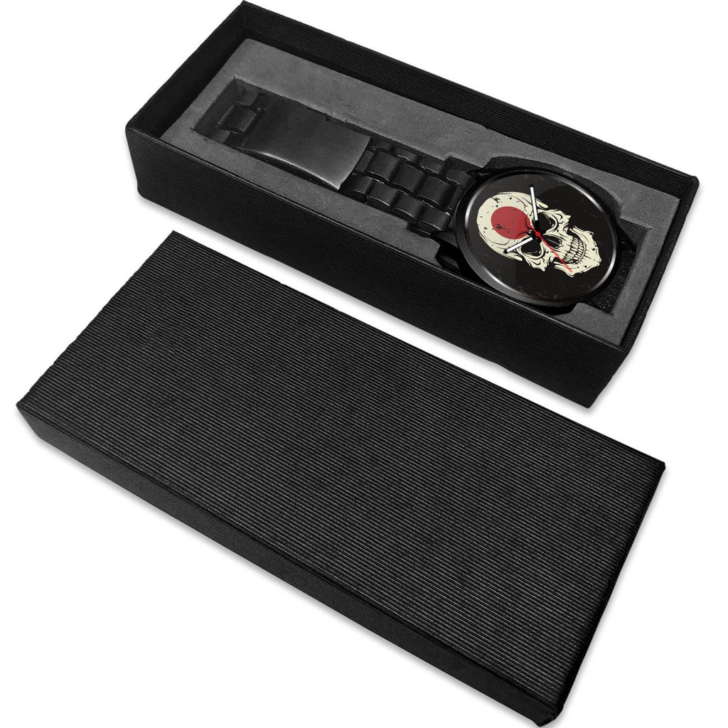 wc-fulfillment Watch JAPANESE SKULL WATCH