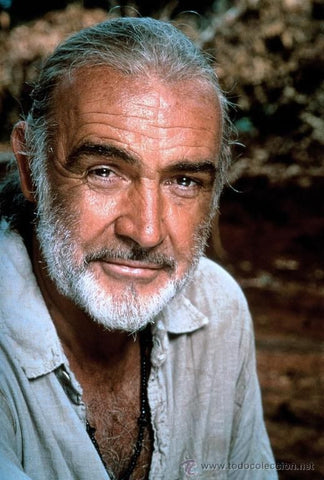 Sean Connery Beard