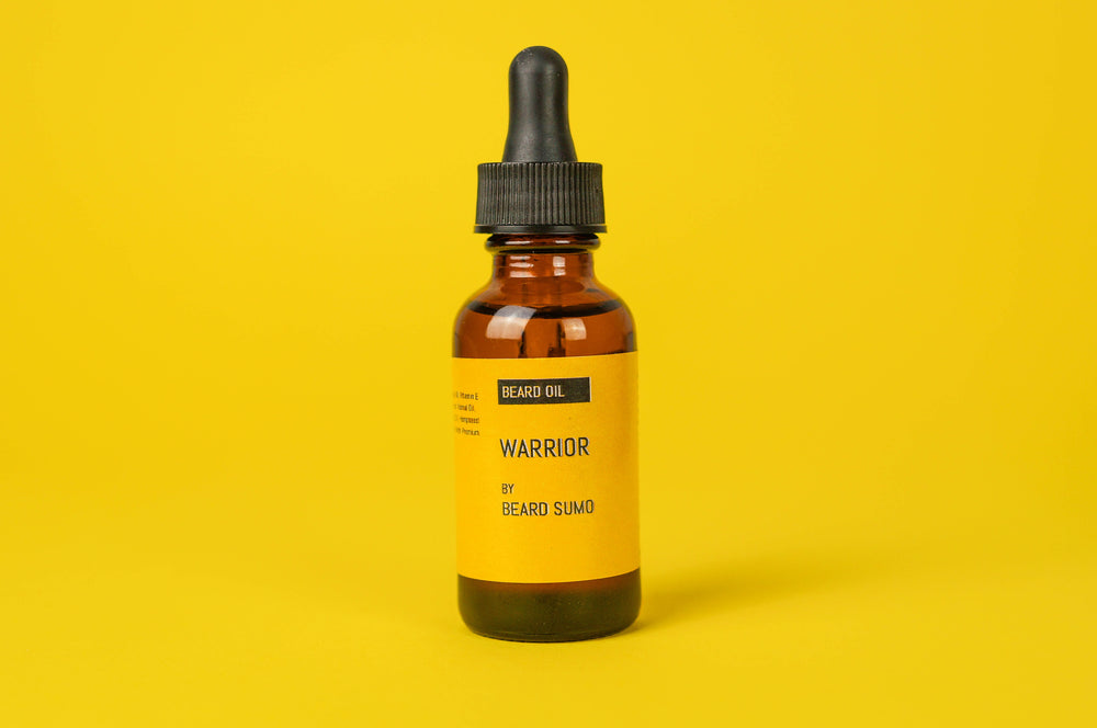 Warrior Beard Oil