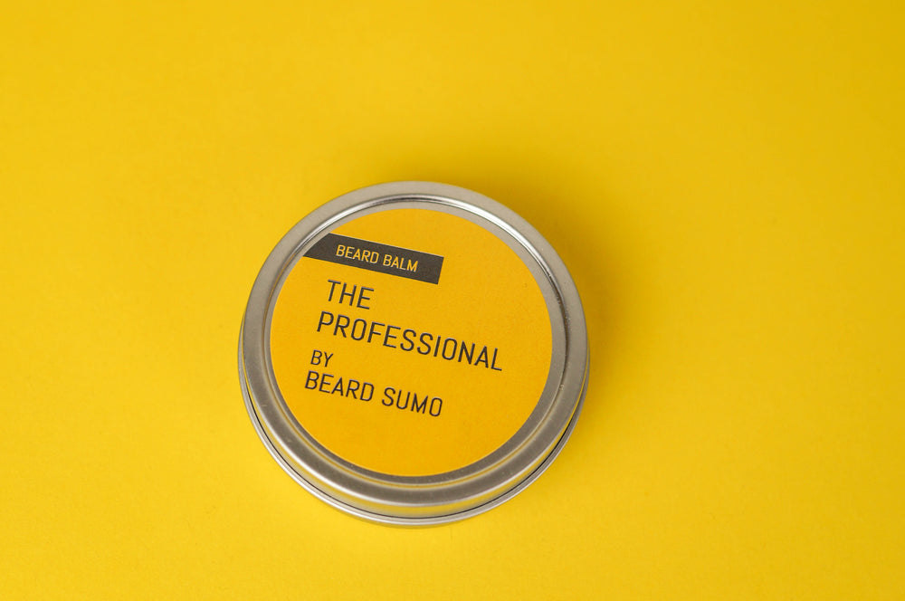 The Professional Beard Care Kit - Beard Oil + Beard Balm
