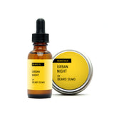 Urban Night Beard Care Kit - Beard Oil + Beard Balm