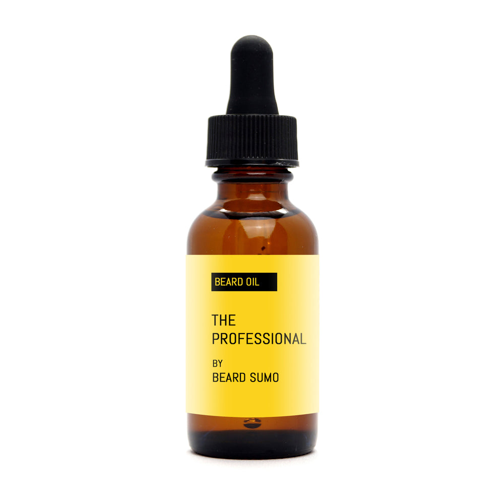 The Professional Beard Oil