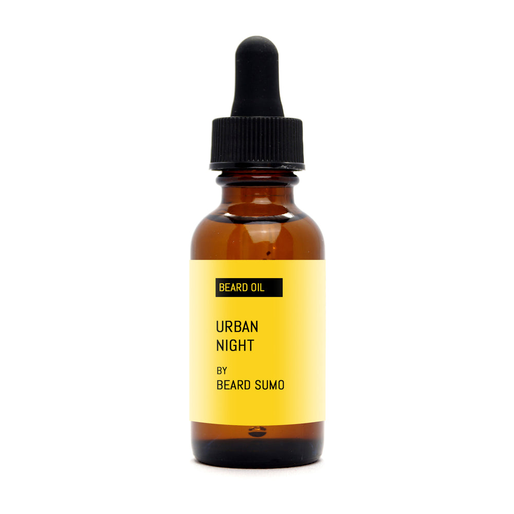 Urban Night Beard Oil