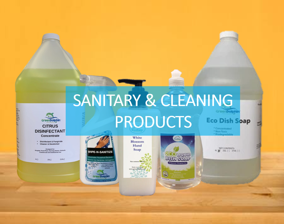 Sanitary & Cleaning Products