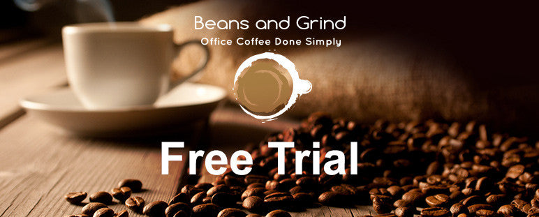 Free Trial for Office Coffee Delivery