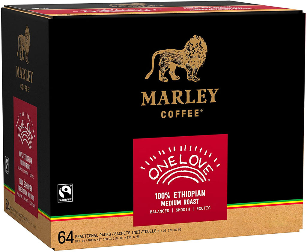 Marley One Love Portion Packs 64 x 2.5oz
