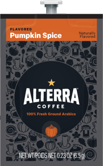Flavia Alterra Pumpkin Spice 80ct