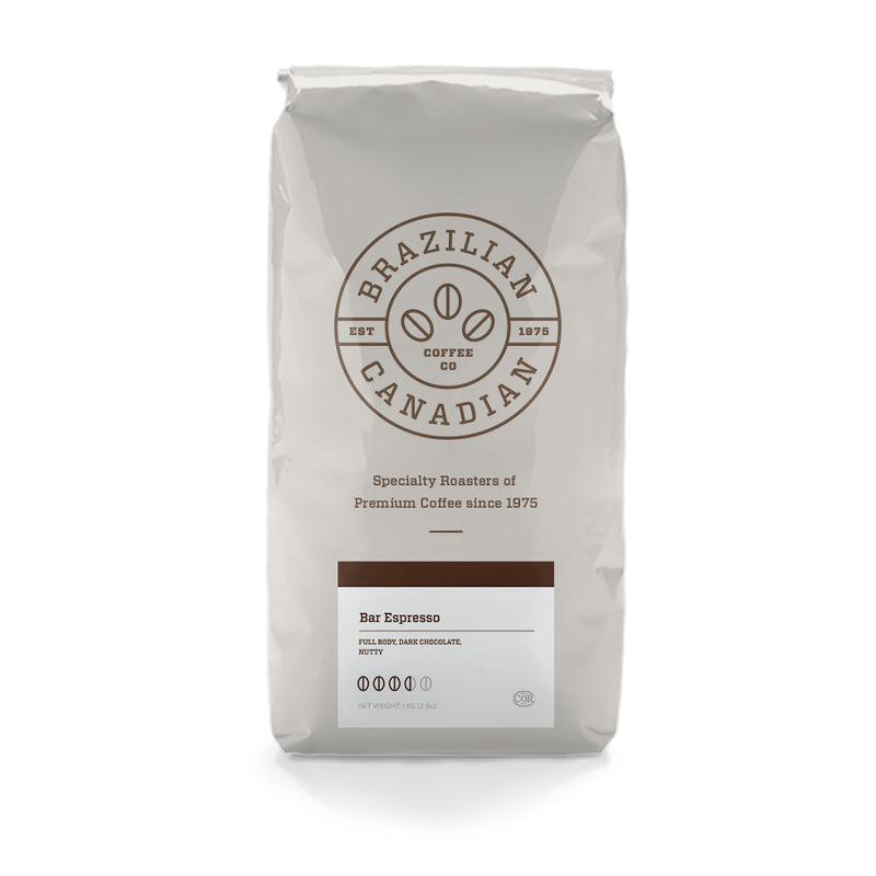 Brazilian Bar Espresso Whole Bean 2LBS