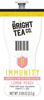 Flavia Bright Tea Immunity Tea 90ct