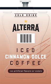 Alterra Cinnamon Dolce Iced Coffee 90 Ct